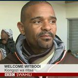 Welcome Witbooi High. Certificate in Adult Education UNISA